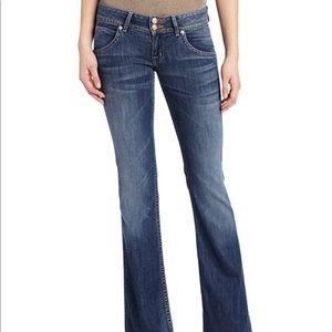 Hudson Jeans Signature Bootcut Medium Wash Jeans